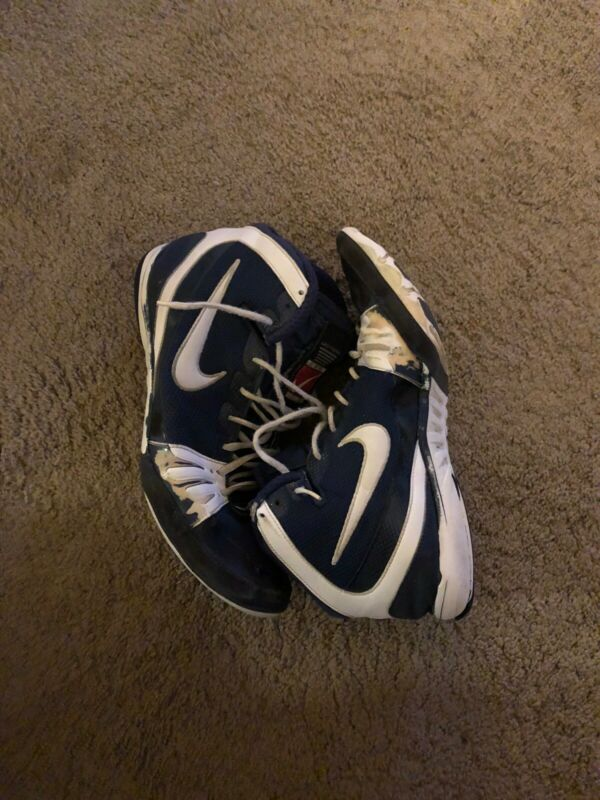 rare nike wrestling shoes Sz 13