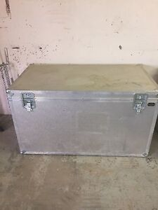 Heavy Duty Aluminum Flight Cases Tack Trunk