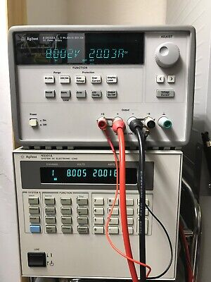 Agilent E3633a Power Supply 8v20a 20v10a Tested
