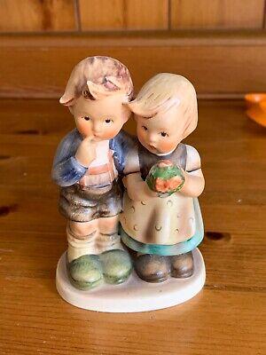 Goebel / Hummel Figurine Number 220 boy and girl