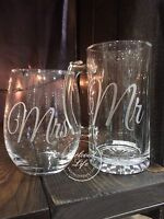 Personalised Glassware & Gifts