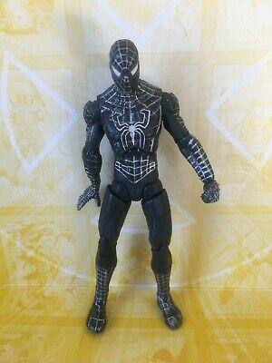 Marvel Legends Hasbro Movie Spider-Man 3 BAF Black Suited Spider-Man Figure (K)