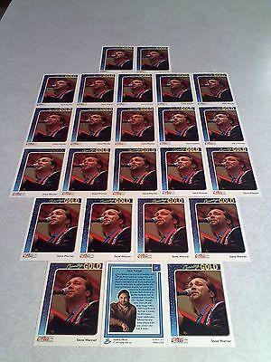 *****Steve Wariner*****  Lot of 24 cards