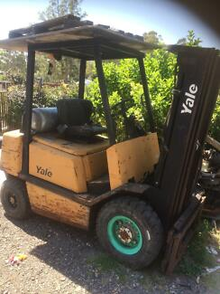 Forklift container master 3 stage Yale Bringelly Camden Area Preview