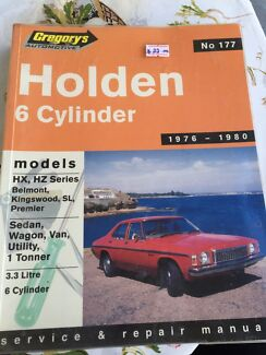 Hz holden workshop manual gumtree australia free local classifieds holden 6 cyl hxhz1980 workshop manual sciox Gallery