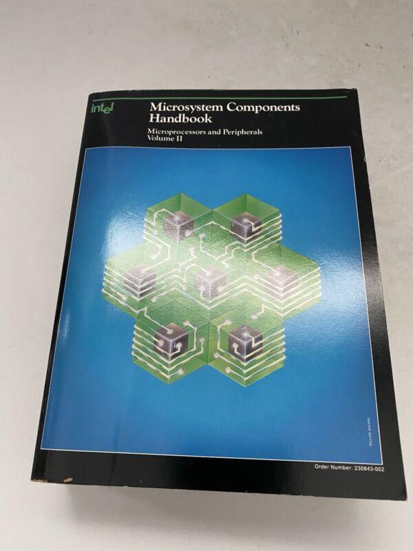 Microsystems Components Handbook, Volume II