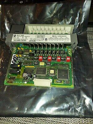 Allen Bradley 1746-ni8 A 1746-n18 Slc 500 Input Analog Module 8-ch Frn 1.0