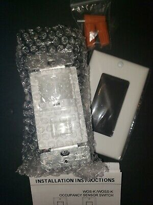 Occupancy Sensor Pir Wall Switch 106793