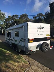 2013 JB Caravan perfect condition!!!! Milperra Bankstown Area Preview