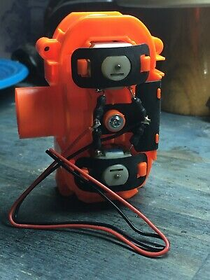 NERF DESOLATOR STOCK CAGE/MOTORS