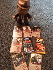 Indiana Jones Mighty Mugg and Trump Cards