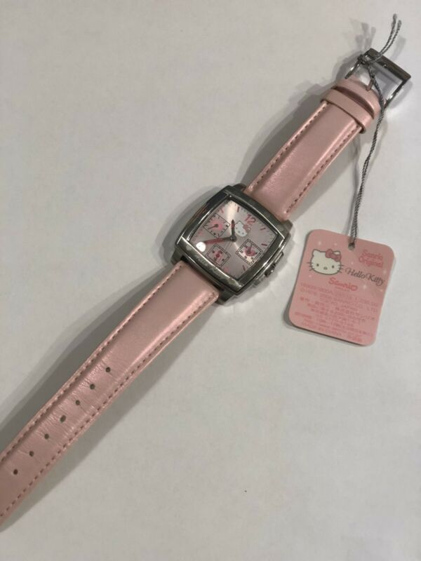 Hello Kitty Watch Sanrio Stainless Steel
