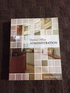 Dental administration Text Book
