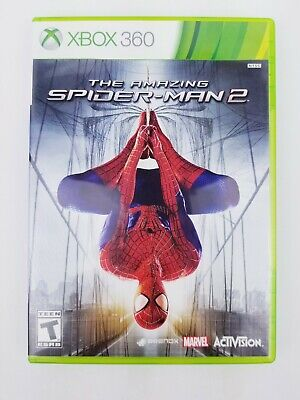 Xbox 360: The Amazing Spider-Man 2 (2014) No Manual