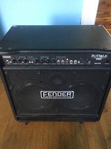 Fender Rumble 350 Bass Amplifier