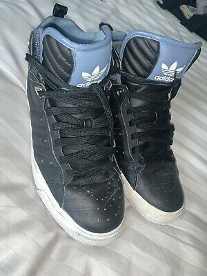 Adidas High Tops Size 10