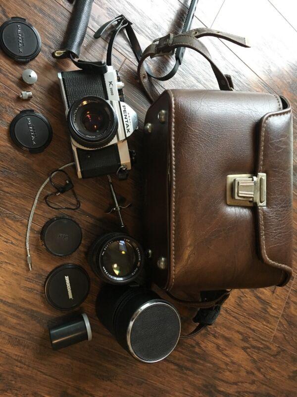 asahi pentax k1000 Film Camera