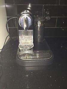 Citiz and Milk Nespresso
