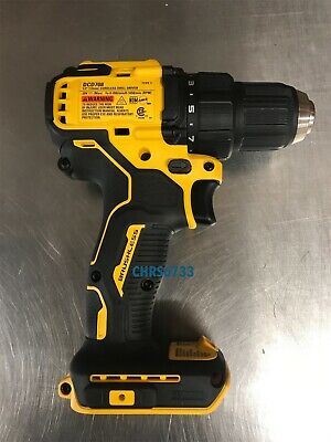 Dewalt 1/2 (New DeWalt  DCD708B ATOMIC 20v MAX Brushless Cordless 1/2