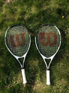 Youth tennis racquets