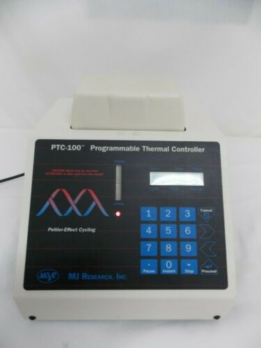 MJ Research PTC-100 Thermal Cycler Peltier PCR Programmable