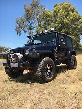 1997 Jeep Wrangler Convertible Bendigo 3550 Bendigo City Preview