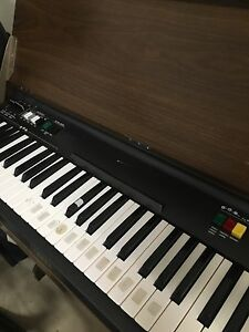 Yamaha organ Deakin South Canberra Preview
