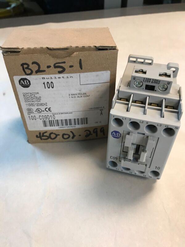 Allen Bradley 100-C09D10 Contactor Series A