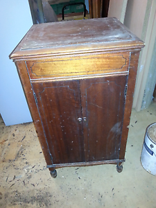 Antique Gramophone cupboard Ourimbah Wyong Area Preview