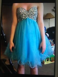 Prom dress semi dress for sale amazing condition