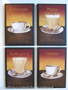Coffee Kitchen Decor Ebay