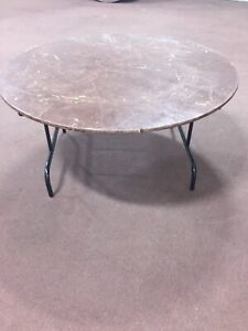 Banquet chairs and tables  **WHOLESALE**