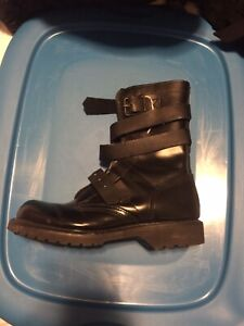Men's Motorcycle Boots. Size 7.5