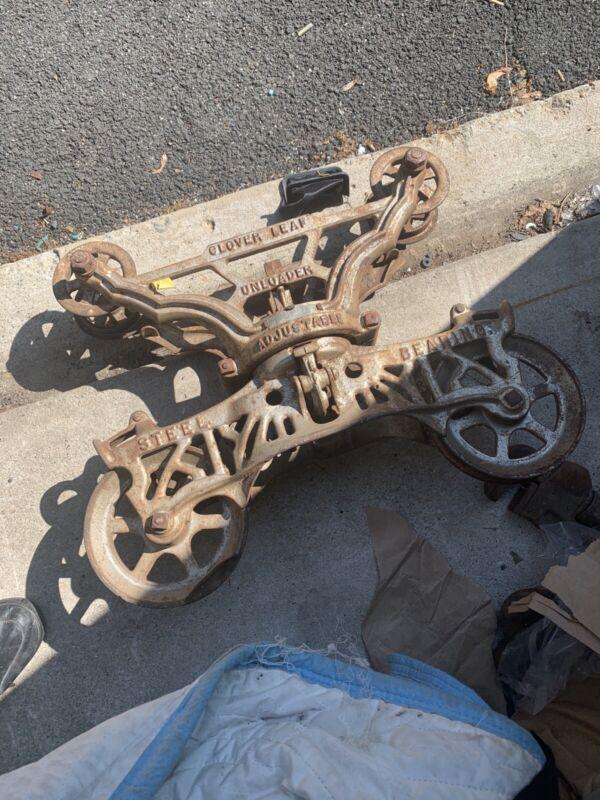 Antique Hay trolley