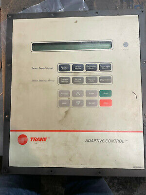 Trane Hmi Machine Interface Adaptive Control Panel X13650448-12 Rev R