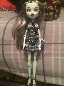 First wave Frankie monster high doll