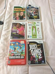 Wii Games!! NEED GONE