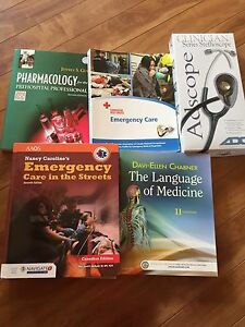 Oulton College PCP textbooks
