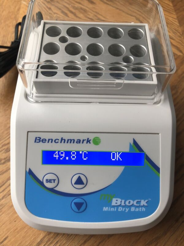 Benchmark Scientific MyBlock Mini Portable Dry Bath - Block Heater, BSH200