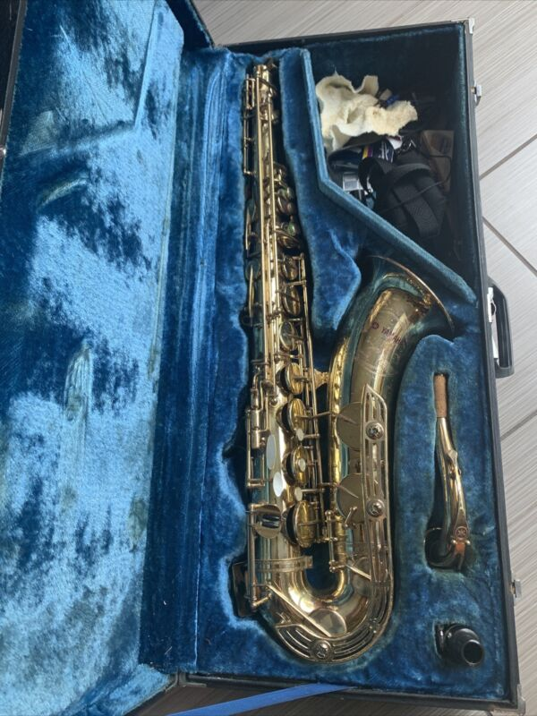 Beautiful YAMAHA Tenor YTS-61 Playing Condition