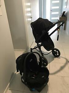 Infasecure Arlo Stroller and Capsule Rutherford Maitland Area Preview