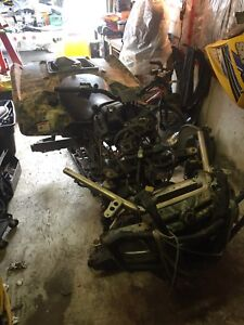 Parting out 2008 Canam outlander/renegade 800