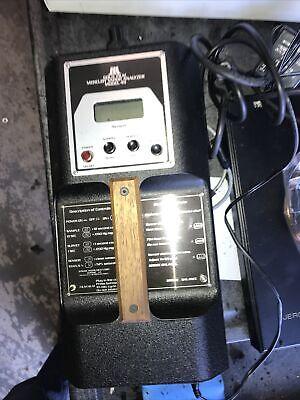 Gold Film Mercury Vapor Analyzer Model 411