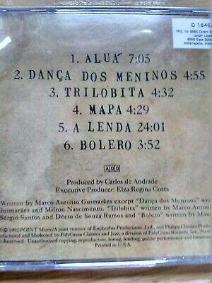 MAPA by Uakti (CD 1992, Point) Factory Sealed Polygram Phillip Glass comprar usado  Enviando para Brazil
