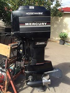 Mercury 150Hp Black max Outboard motor Pooraka Salisbury Area Preview
