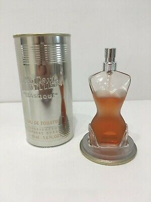 Jean Paul Gaultier Classique In Tin 100ml but Partially Used