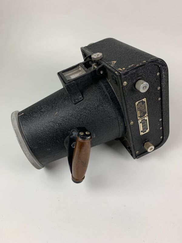 Keystone F-8 WWII Aircraft Camera Aerial Photography - military reconnaissance