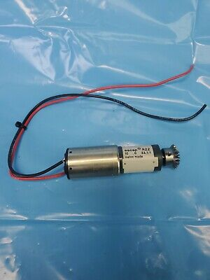 Escap Servomotor 26l 28 210 93 Ap 08.97 Motor With R22 10.o 3311 Gearbox