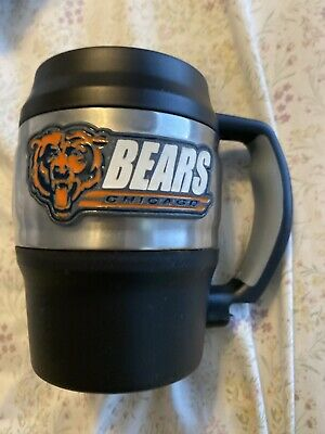 Chicago Bears Vintage Coffee Cup Mug