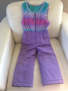 Gently used Columbia 4T snowpants
